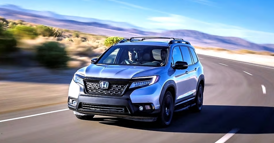 2019 honda passport - 2019 honda passport