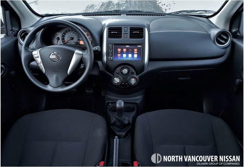 North Vancouver Nissan - 2019 Micra