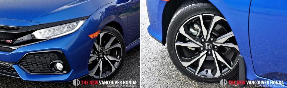 Civic Sedan si - tires