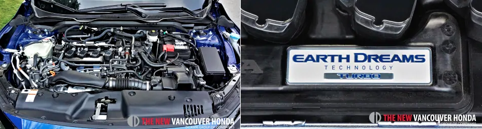 Civic Sedan si - motor