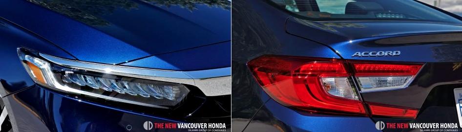 accord hybrid - headlights