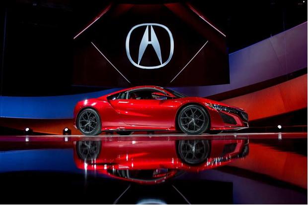 Acura NSX - Acura NSX