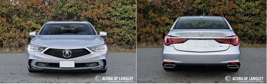 Acura of Langley - 2018 RLX
