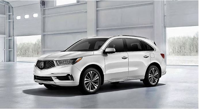 Acura of Langley - 2017 MDX