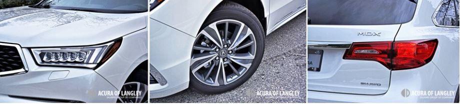 Acura of Langley - 2017 MDX Elite