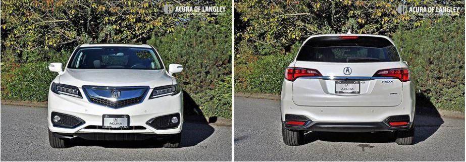 Acura of Langley - 2017 RDX