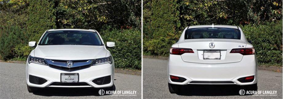 Acura of Langley - 2017 ILX Premium