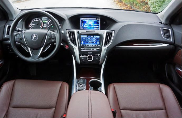 Acura of Langley - 2017 TLX