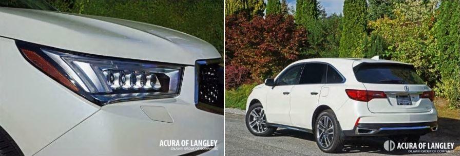 Acura of Langley - 2017 MDX