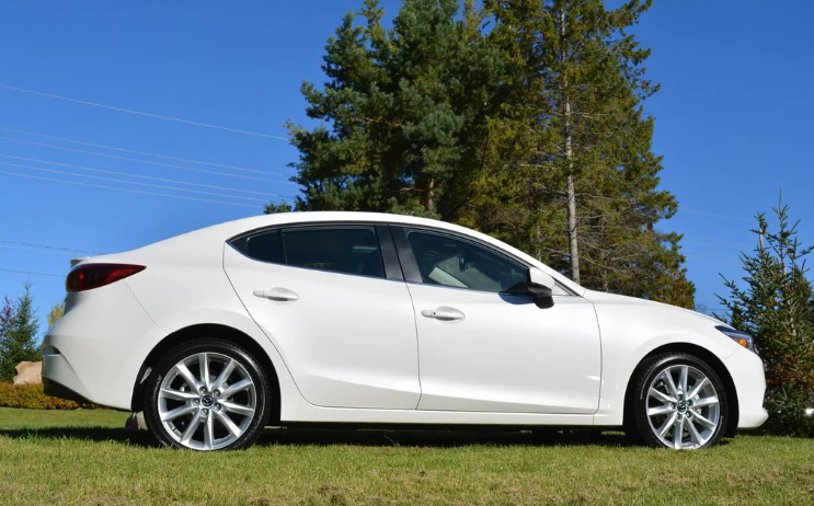 Dubé Mazda - Mazda3