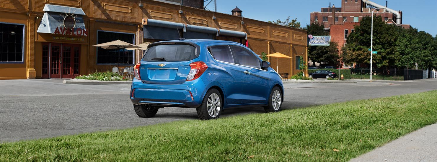 2017 Chevrolet Spark 440 Exterior The Cant Hide From Its Eye Candy Status Come For 10 Glorious Colours Like Kalamata And Toasted Marshmallow Stay