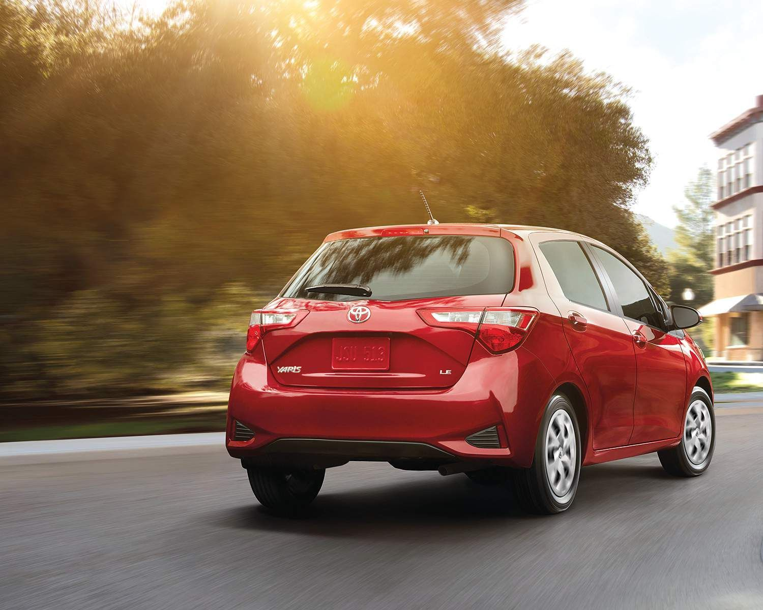 Both Are Powered By A 1.5 Litre 4 Cylinder Engine, And Since The Yaris Is  Smaller Than Its Rival, It Therefore Means A Lower Power Requirement To Get  From ...