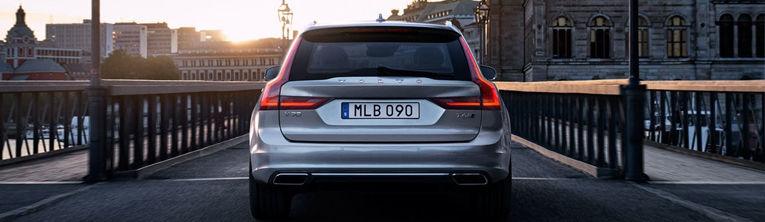 2019 VOLVO V90 - Image of Volvo's Back