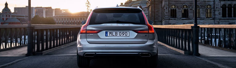 VOLVO V90 2019 - photo du dos