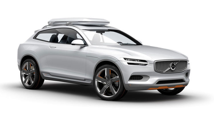 VOLVO XC50, THE SWEDISH COUPE SUV - Image of Volvo XC50