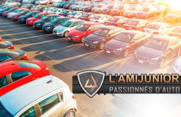 Logo L'Ami Junior inventaire autos