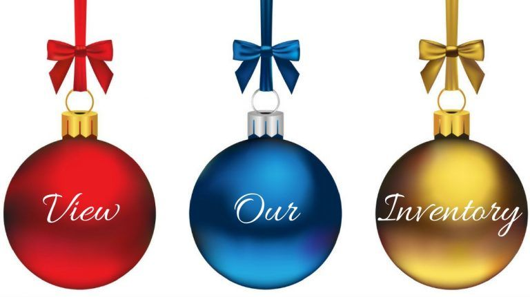 Find Your Perfect Home for the Holidays Vehicle - Christmas Ornaments