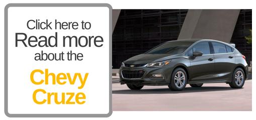Color Options 2019 Chevrolet Cruze - grey model