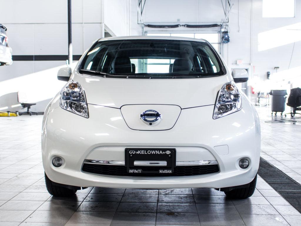 2018 Nissan Leaf - first generation leaf