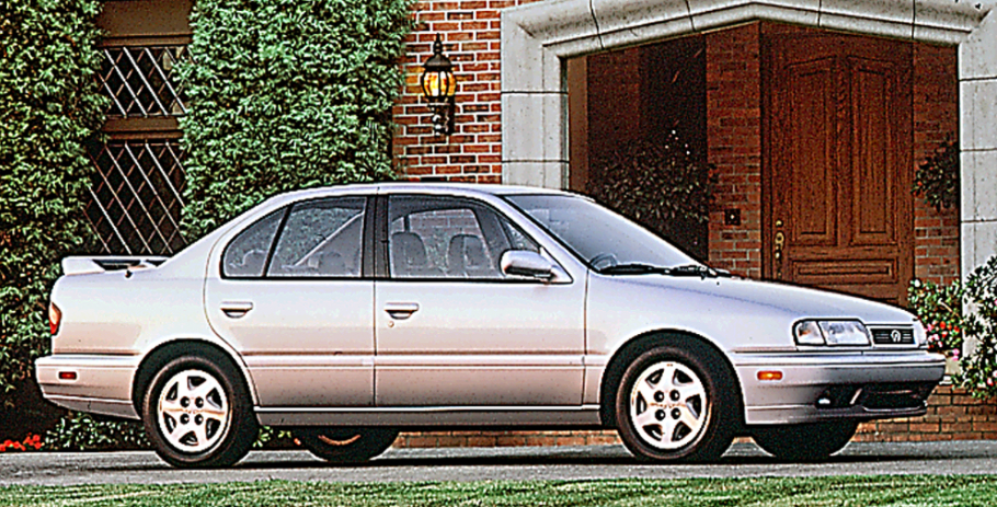 Infiniti and Nissan - 1990-1996 Infiniti G20