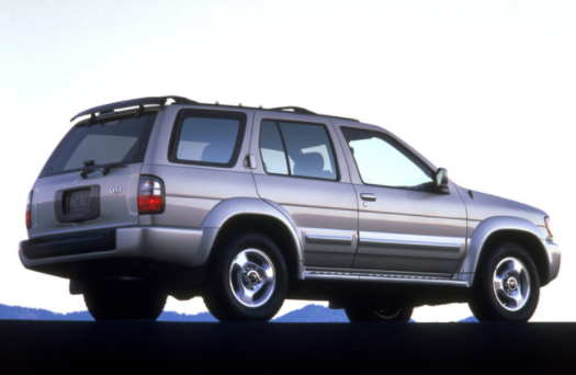 Infiniti and Nissan - 1999 Infiniti QX4