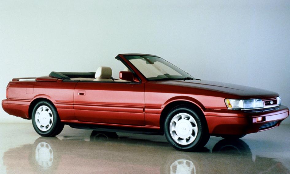 Infiniti and Nissan - Infiniti M30