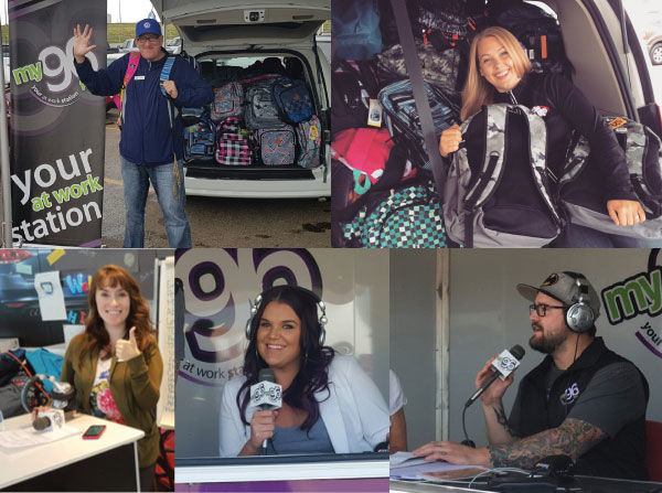 Radio personalities
