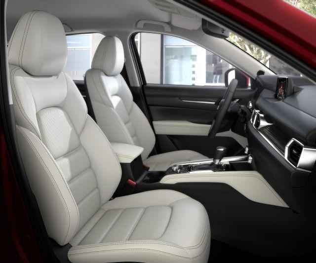 Mazda CX-5 seats