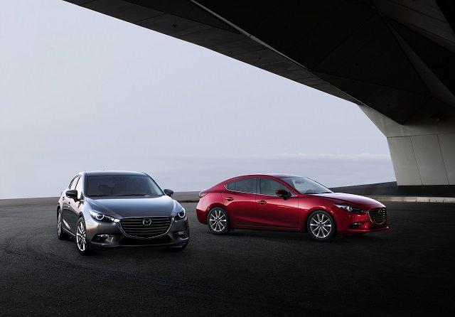 voitures Mazda3