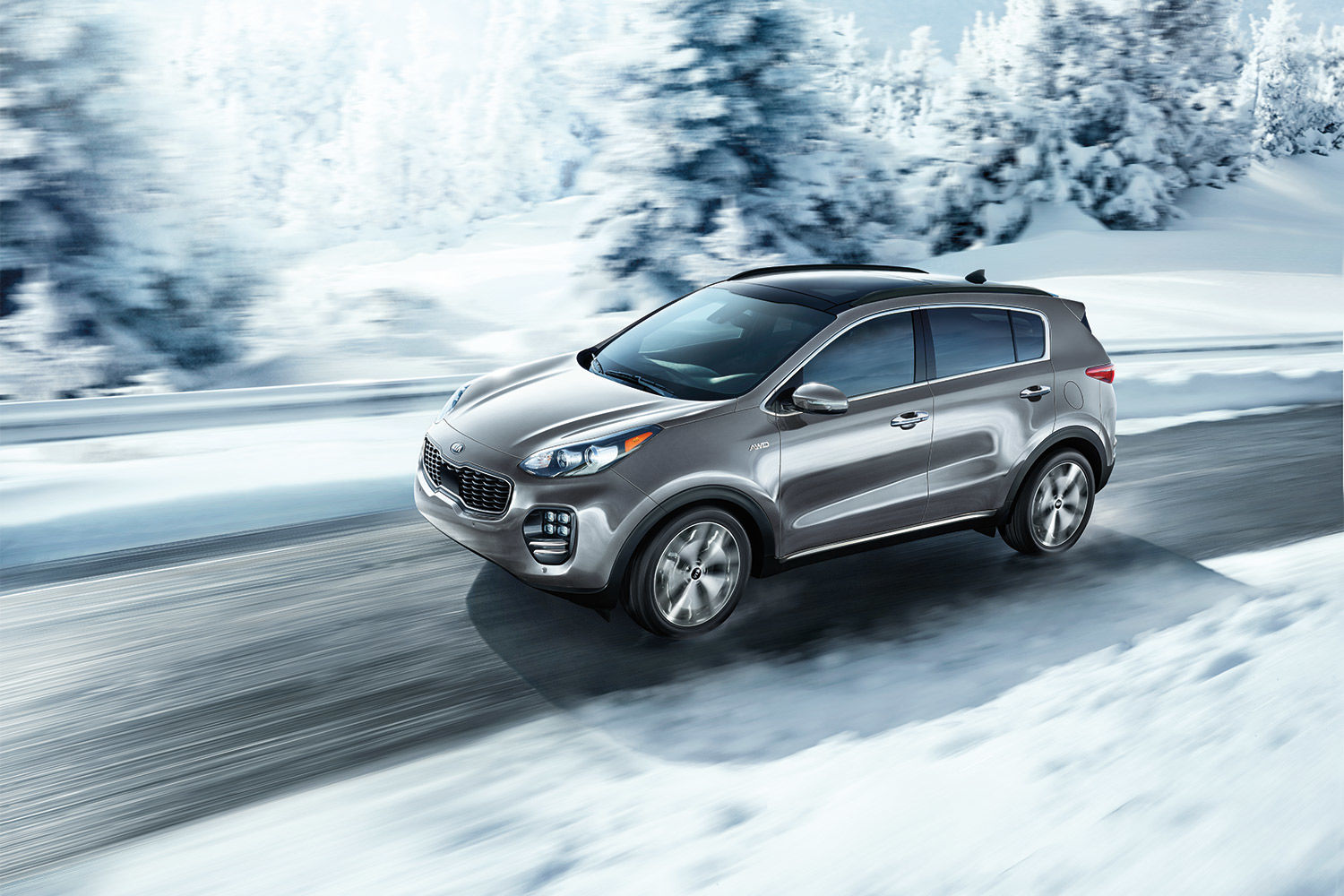 2018 kia tucson. modren kia the 2018 sportage is roomy and will accommodate up to 5 passengers all  their luggage in fact youu0027ll have access a trunk that can contain 798 litres  and kia tucson