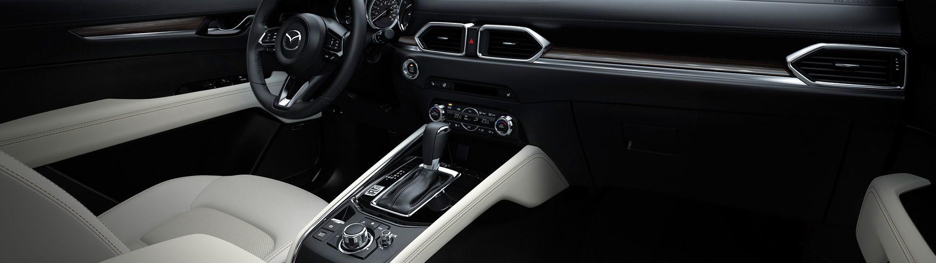 Mazda CX-5 intérieur
