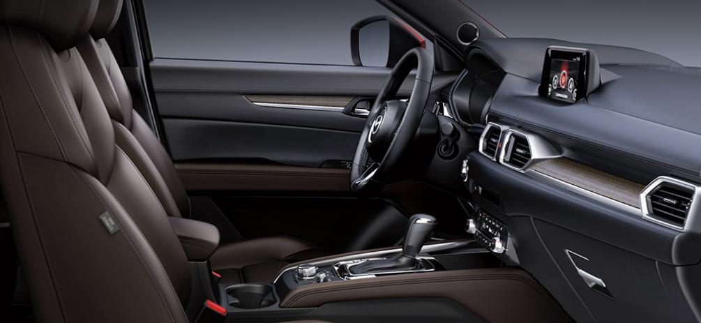 2019 mazda cx-5 - steering wheel