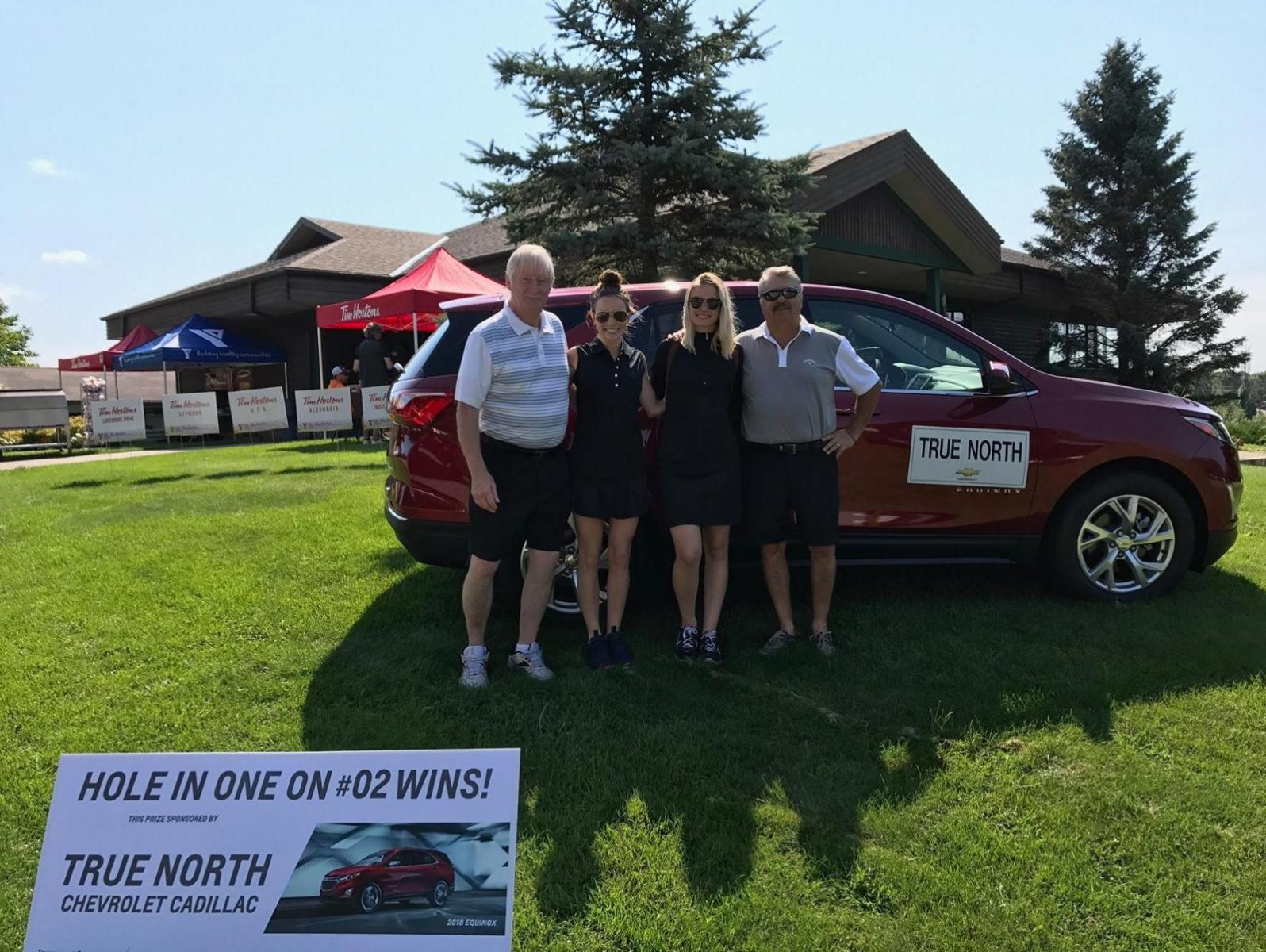 true-north-chevrolet-cadillac Community involvement
