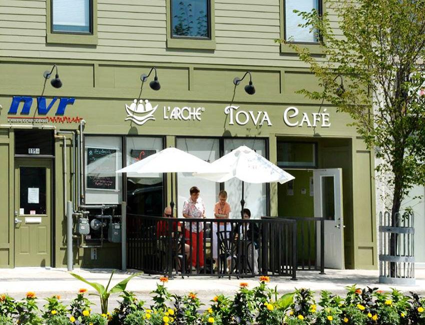 Tova Café Frontage