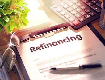 refinancing document