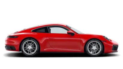 911 Carrera Coupe