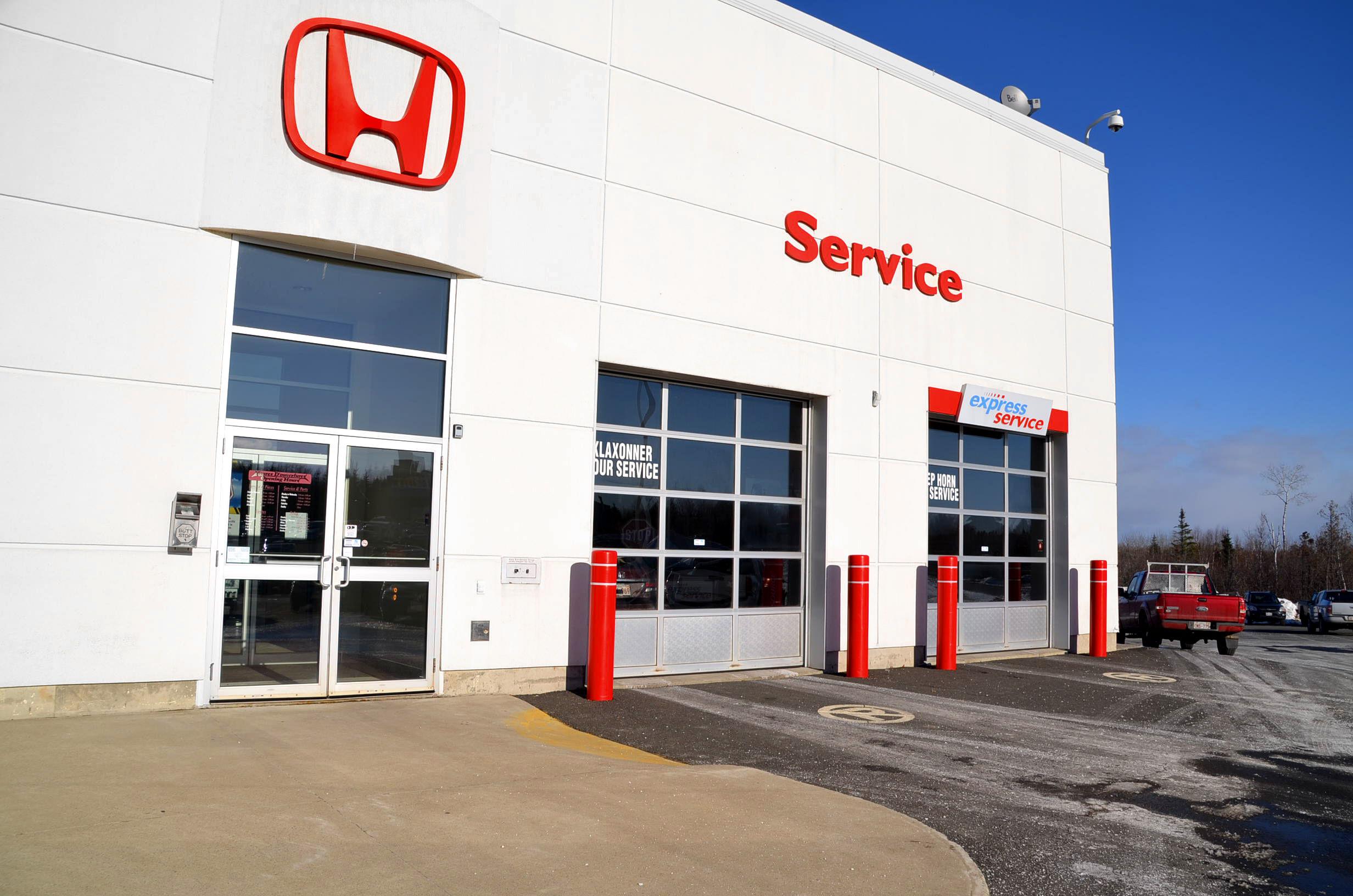 Bathurst Honda Partis & Services