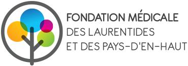 logo de la fondation medicale des laurentides