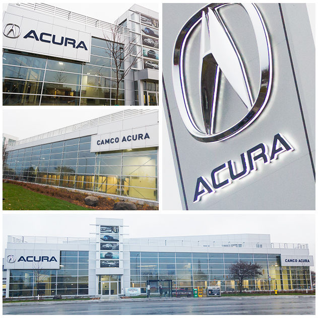 about camco acura in ottawa