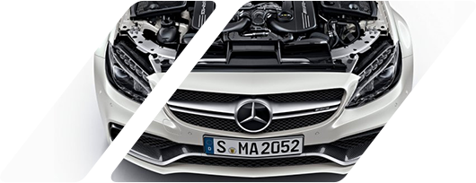 AMG Mercedes-Benz engine
