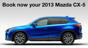Experience Mazda 2013 CX-5 today!