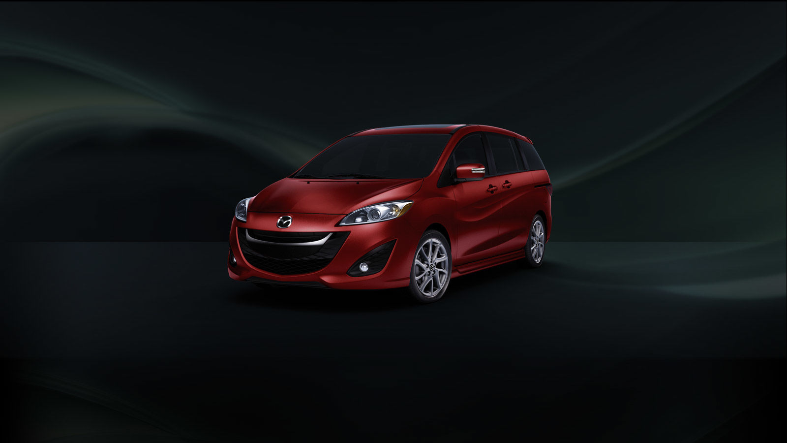 2015 Mazda 5: a minivan for those who love to drive