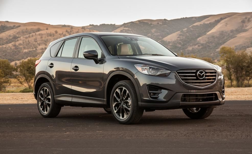 A Few Changes Made to the 2016 Mazda CX-5