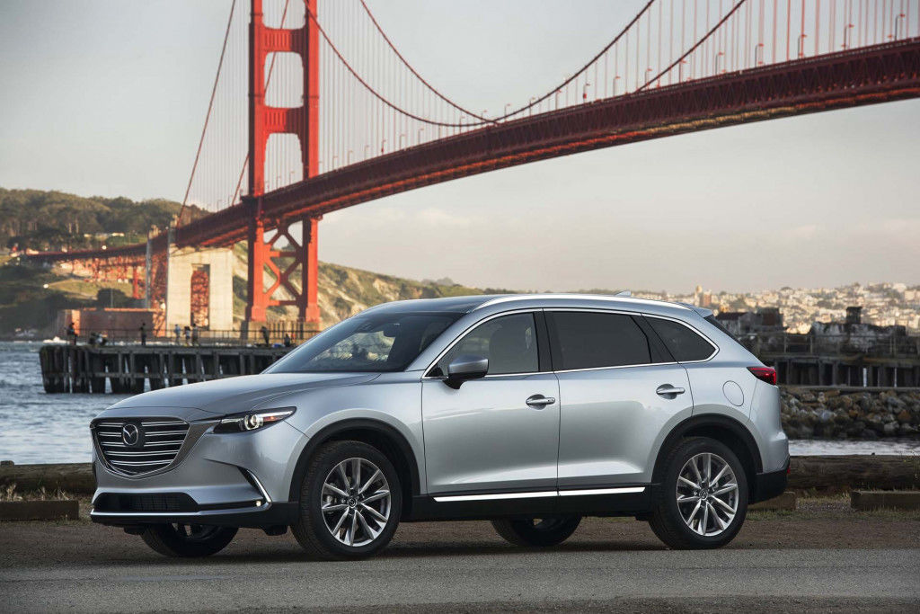 2019 Mazda CX-9: A Premium SUV With Advanced Technical Attributes