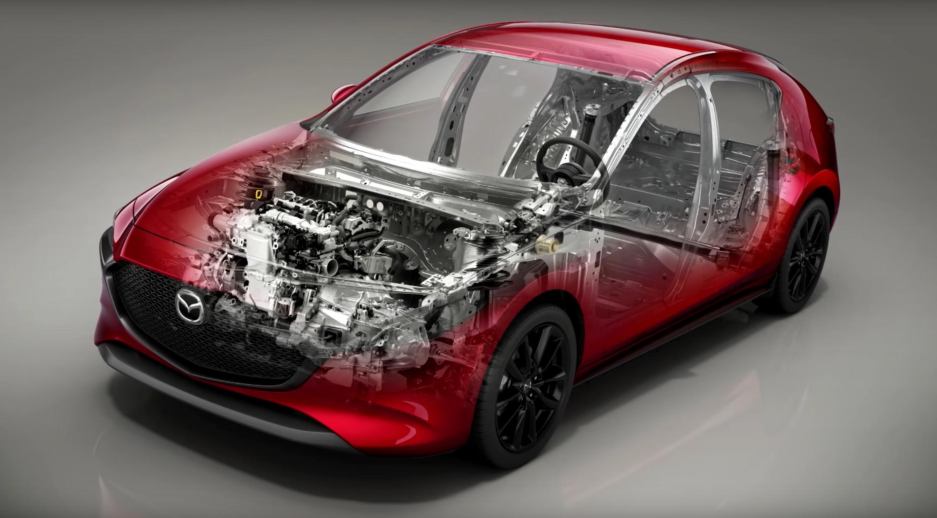 Chassis - 2019 Mazda3 | Atlantic Mazda