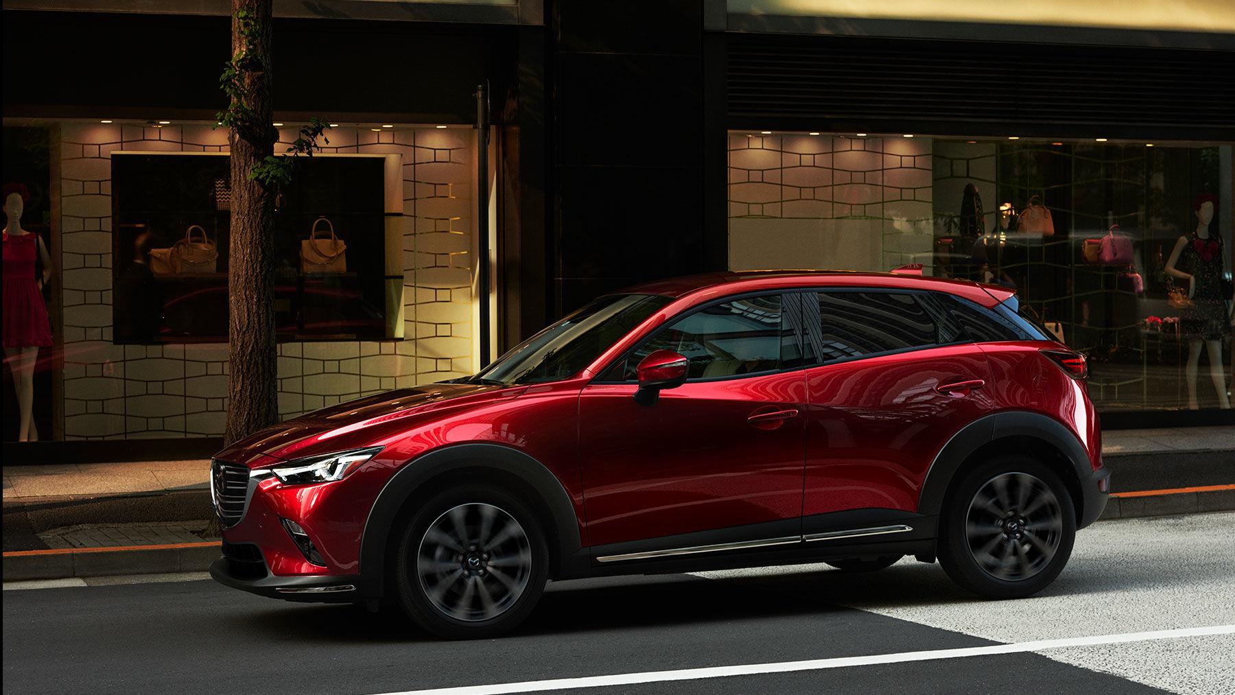 Comment changer l'heure de votre Mazda