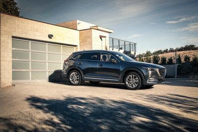 2017 Mazda CX-9 Earns IIHS Top Safety Pick + Rating
