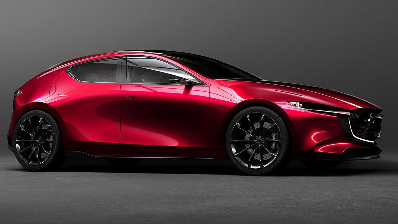 Mazda Unveils KAI Concept