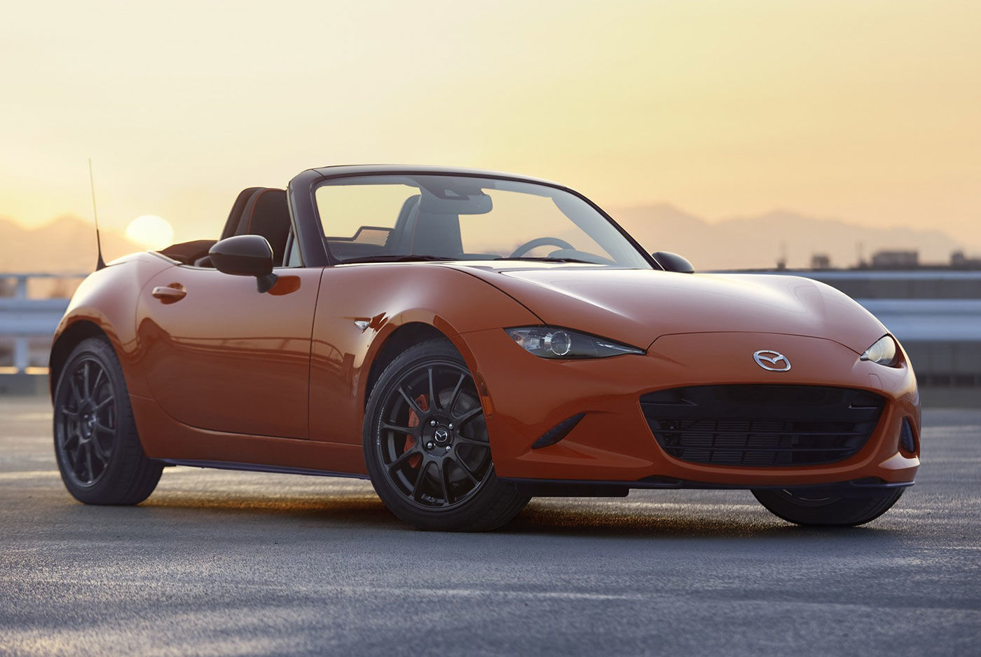 30th Anniversary Special Edition for the Mazda MX-5