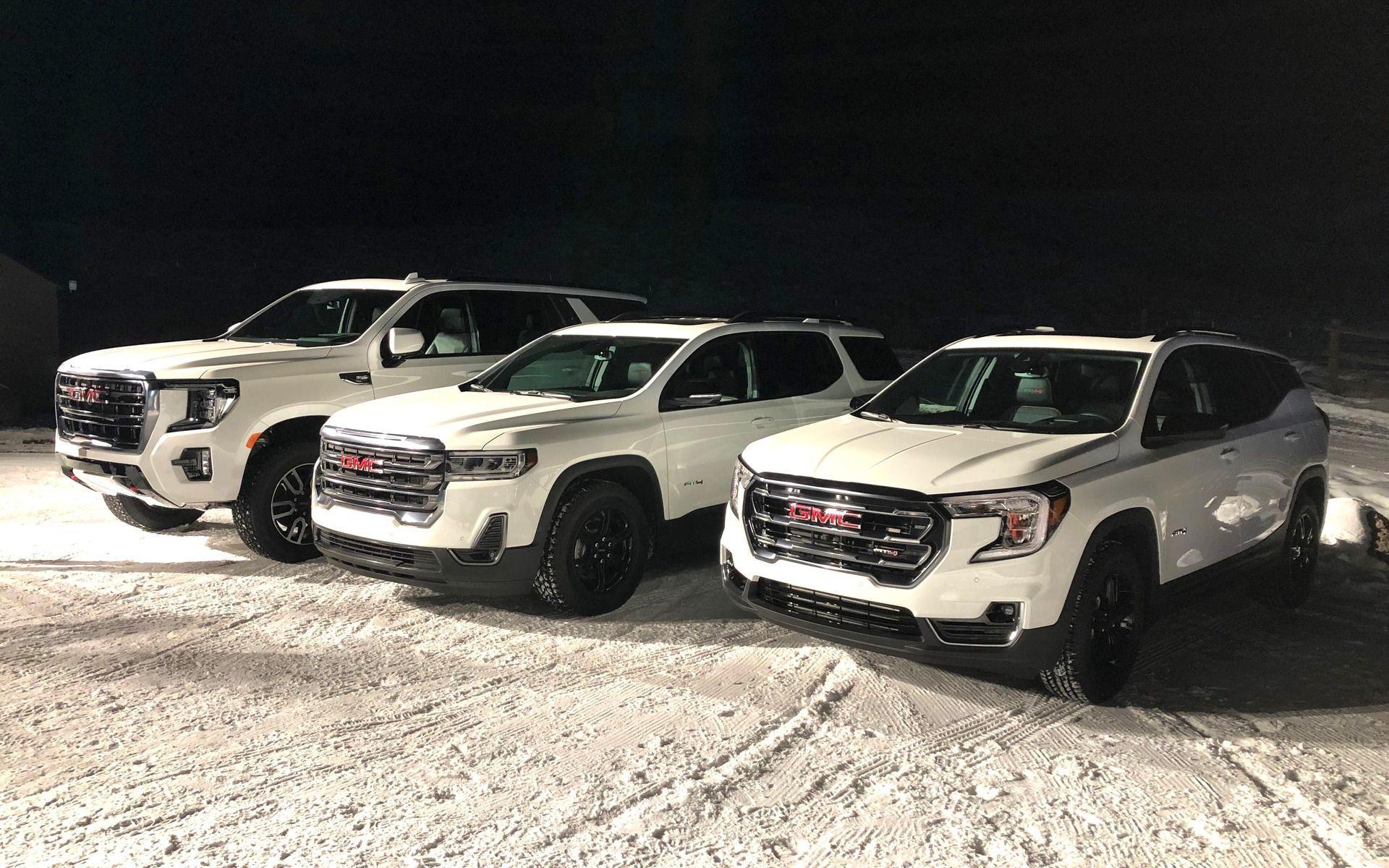 Automont Chevrolet Buick Gmc Gmc Terrain At4 2021